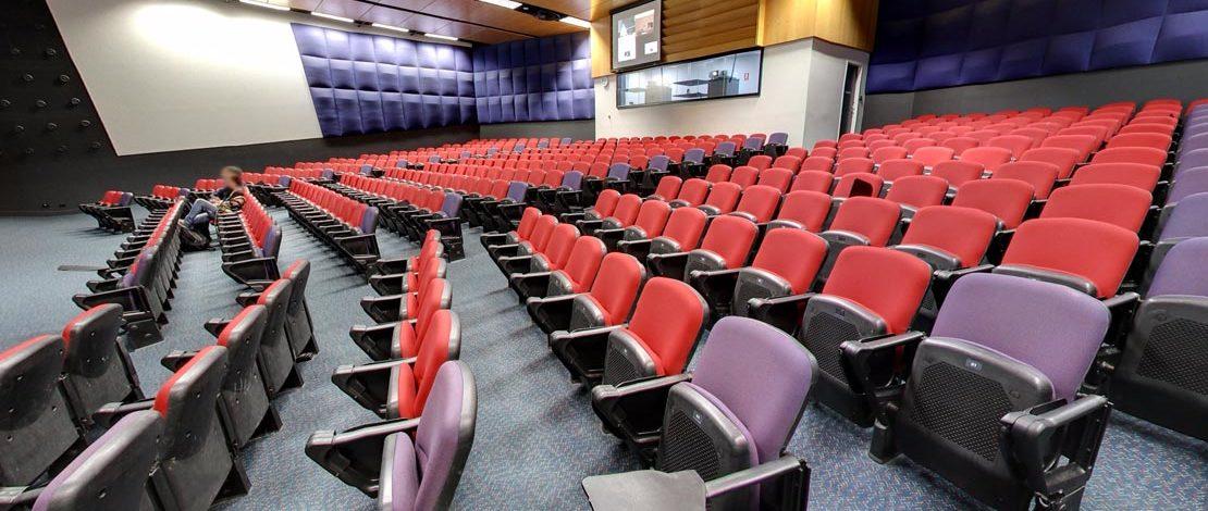 Auditorium at La Trobe University Melbourne