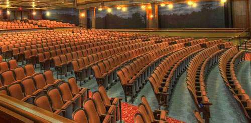 Scheduled routine seating inspections are ideally managed by maintenance service agreements to sustain your fixed or retractable seating system